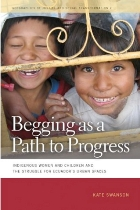 Cover of book title: Begging as a Path to Progress