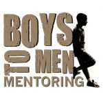 Boys to Men Mentoring logo