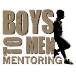 Boys to Men Mentoring logo