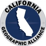 California Geographic Alliance logo